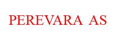 Perevara AS